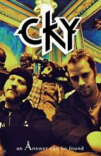 CKY GROUP POSTER AN ANSWER CAN BE FOUND NEW 24X36 PRINT
