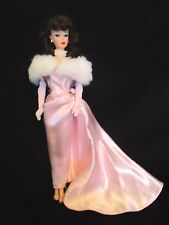 Barbie Brune - Enchanted EVENING - Collector - Fashion and Doll Reprod. 1995