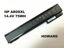 Genuine AR08XL Battery HP ZBook 17 15 Mobile Workstation HSTNN-IB4H 707615-141
