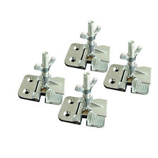 4 pc Silk Screening Screen Printing Butterfly Scree Frame Hinge Clamps DIY Hobby