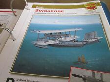 Faszination 11 England 37 Short Singapore Seepatrouille Flugboot