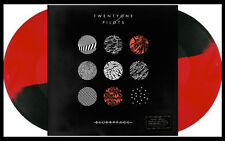 TWENTY ONE PILOTS Blurryface 2xLP on RED/BLACK COLORED VINYL New STILL SEALED