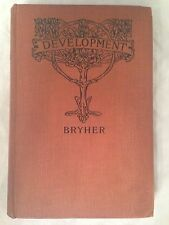 W Bryher - Development - Scarce First Printing, 1st/1st 1920 Constable
