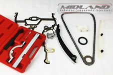VAUXHALL CORSA C D 1.0 1.2 1.4  SXi TWINPORT TIMING CHAIN KIT + TIMING TOOL KIT