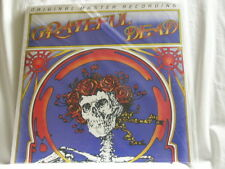 GRATEFUL DEAD Skull & Roses Jerry Garcia 180 Gram Vinyl MFSL Mofi SEALED 2 LP