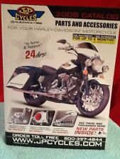 2008 J&P Cycle ~ Parts & Accessories for Harley-Davidson Motorcycles Catalog