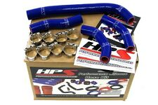 HPS Blue Silicone Radiator Hose Kit Coolant OEM Replacement 57-1235-BLUE CRF250R