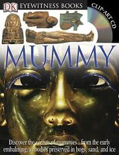 Mummy DK Book (Harcover)