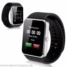 GT08 SmartWatch Armband Uhr für Android + Siver  Bluetooth Wireless