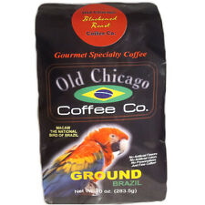 Brazilian Blackened - Dark Roast Ground Coffee from Brazil by Old Chicago