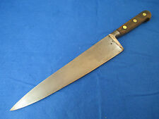 K Sabatier Acier Forge Carbon Steel 10 inch Chef Knife