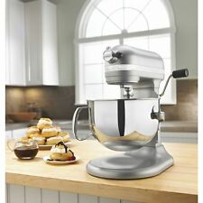 KitchenAid RKP26M1XNP Nickel Pearl 6-quart Pro 600 Bowl-Lift Stand Mixer (Refurb