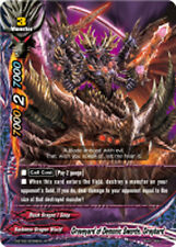 Buddyfight x 4 Graveyard of Demonic Swords, Graybard [D-BT02/0038EN R] English M