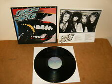 CONEY HATCH : OUTA HAND - CANADA LP with INNER - ANTHEM ANR 1 1041 - 1983