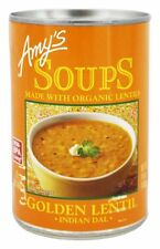 Amy's - Organic Soup Golden Lentil Indian Dal - 14.4 oz.