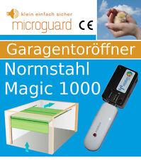 Smartphone Handy Fernbedienung für Garagentorantrieb Normstahl Magic 1000