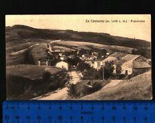 LA CONSUMA - CAMPAGNA TOSCANA M. 1058 - CARATTERISTICO PANORAMA - RARITA'  24429