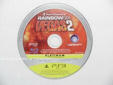jeu seul RAINBOW SIX VEGAS 2 sur playstation 3 PS3 en francais game loose spiel