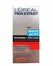 L'oreal Men Expert white activ Volcano Serum Moisturiser 50ml