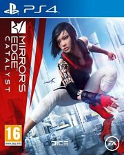 Mirror's Edge Catalyst PS4 Game [Brand New Sealed]