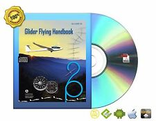 Glider Flying Handbook by Federal Aviation Administration(2013) Book On CD