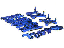 Integy Alum Billet Machined Suspension Set for Traxxas 1/10 Stampede/Slash 4x4