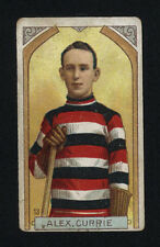 1911-12 C55 IMPERIAL TOBACCO ~ #13 ~ ALEX CURRIE ~ ROOKIE CARD