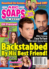 Billy Miller, Maurice Benard, Lisa LoCicero - March 30, 2015 ABC Soaps In Depth
