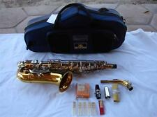 VINTAGE 1974 KING ZEPHYR ALTO SAXOPHONE - EXC. PLAYING COND. - FREE SHIP IN USA