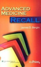Advanced Medicine Recall (Recall Series) Bergin MD, James D.