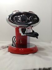 illy Francis Espresso Maker Coffee Cappuccino Latte Bar Stainless Steel Machine