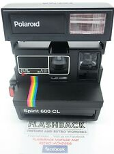 POLAROID SPIRIT 600CL INSTANT CAMERA. IMPOSSIBLE PX600 FILM COMPATIBLE . TESTED