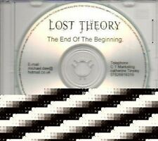 (504B) Lost Theory, The End of the Beginning - DJ CD