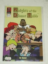 KNIGHTS OF THE DINNER TABLE #30 KENZER & COMPANY APRIL 1999