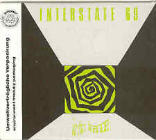 Interstate 69-into trance, 1991 CD-Maxi, cardcover