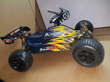 Large Buggy Racing car 1/10 Scale 4WD Brushed powerful motor- U.S seller HQ