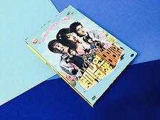 SUPER JUNIOR Attack on the Pin-Up Boys DVD  Stock Ultra rare (no mirror)