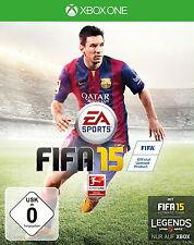 FIFA 15 (Microsoft Xbox One, DVD-Box)