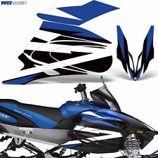 Yamaha APEX Decal Wrap Graphic Kit XTX Part Sled Snowmobile 06,07,08,09,10,11 RB