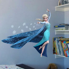 DIY FROZEN Elsa Wall Stickers Decal Removable Art Decor Home Kids Mural Stickers