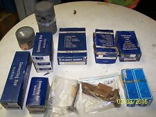Large Box Lot of 1930s-40s-50s-60s McQuay-Norris Classic Car Engine Parts