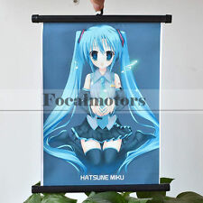 Anime Vocaloid Hatsune Miku Posters Room Hanging Picture Cosplay New 2015