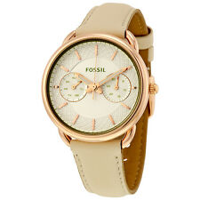 Fossil Tailor Silver Dial Ladies Multifunction Watch ES3954