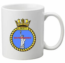 HMS LIBERTY COFFEE MUG