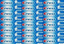 24x CREST DECAY PREVENTION TOOTHPASTE 100ml EACH MILD MINT CAVITY PROTECTION