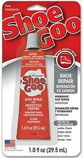 SHOE GOO CLEAR - 1oz (30ml) Tube of Glue/ Adhesive - Trainer/All Shoe Repair