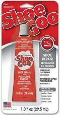 SHOE GOO CLEAR - 1oz (30ml) Tube of Glue/ Adhesive - Trainer/All Shoe Repair