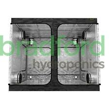 GROW TENT 3.6m x 2.4m x 2m METAL FRAME 1mm STEEL 25mm POLES Hydrolab LAB360