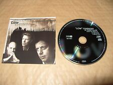 Philip Glass Low David Bowie cd 1993 Excellent Condition