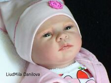 REBORN DOLL KIT ASPEN ROSE BY MICHELLE FAGAN-LONG SOLD OUT